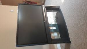 """50"""" Toshiba TV with stand"""