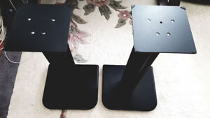 SANUS SPEAKER STANDS ! LIKE NEW ! SEE PHOTO !