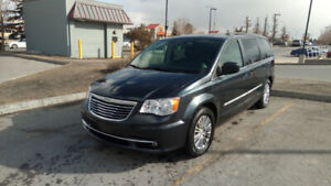 2014 Town and Country Touring (with black leather heated seats)