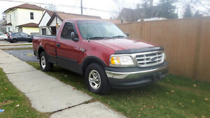 Ford F150 SINGLE CAB ONE OWNER