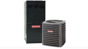 Air Conditioner Goodman or Keeprite Lowest Price in GTA !