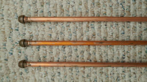 "Plumbers!  Copper Risers NEW 20"" x 3/8""  All $250"