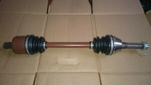 Polaris ATV axle