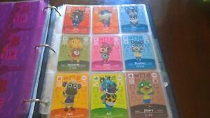 Animal Crossing Amiibo's for trade