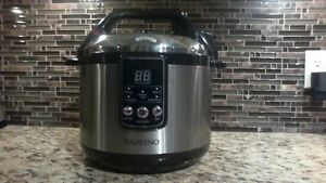 Paderno 5qt. Programmable Pressure Cooker