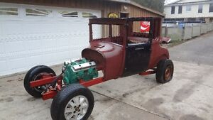 1926/27 Model T coupe body Please read ad FULLY before replying