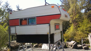 8'camper (camperette) no leaks, everything works! ready2go!