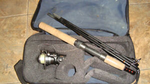 Travel rod/reel