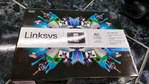 Linksys AC1750 smart router