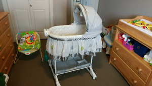 Baby Bassinet - Barely Used!