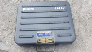 Pelouze Heavy Duty scale