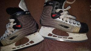 Bauer Vapour Shift skates size 5.5
