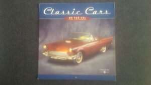 Old Car Photo Book, Magazine and Calender - All for $15 Cambridge Kitchener Area image 4