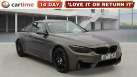 image for 2020 D BMW M4 3.0 M4 COMPETITION 2D 444 BHP