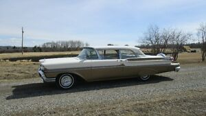 "1958 Mercury Monterey ""  Survivor Car """