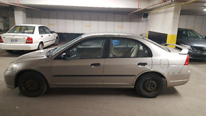 Honda civic DX 2004 in good condition