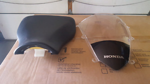 07-08 CBR600RR stock seat and windshield
