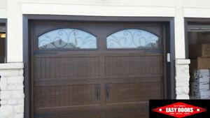 EASY DOORS 24/7 GARAGE DOORS REPAIRS (905) 601-8112