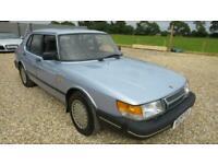 1987 Saab 900 2.0i CD 4 DOOR SALOON px to clear SALOON Petrol Manual