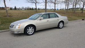 2007 Cadillac DTS Low Kms!!!!     Excellent Mechanical Condition
