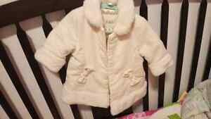Baby girl dress jacket