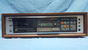 Vintage Teac V-95RX Stereo Cassette Deck ~ Auto Reverse~ DBX In