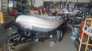 New Boat and trailer