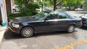 1998 Acura TL Yes Sedan