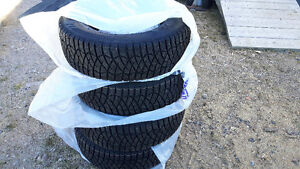 Brand new winter tires never used