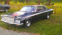 WANTED  1963 or 1964 Chrysler Windsor or Newport