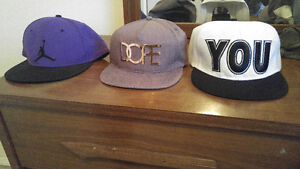 3 very nice hats for $35