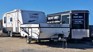 Enclosed Cargo/Motorcycle Trailer for Rent!!! Only $39.00/Day!!!