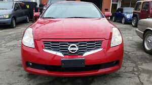 2008 Nissan Altima 3.6L MT6 Coupe (2 door)