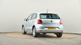 2017 Volkswagen Polo 1.0 Match Edition 5dr Hatchback petrol Manual