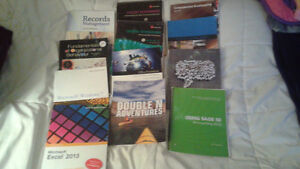 Office Administration Textbooks -- NSCC *PRICE REDUCED*