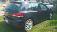 Volkswagen Golf TDI 2012 Highline (4 portes)