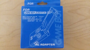 Chargeur Gameboy advanced