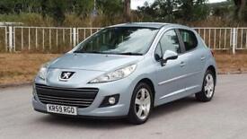 2009 Peugeot 207 1.6 HDi Sport 5dr