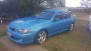 2003 Ford Falcon XR8 with PREMIUM SOUND AND LOW KLMS!!!!! Ipswich Ipswich City Preview