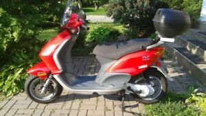 Scooter Piaggio - Fly50