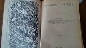 The Young Colonists; a story of the Zulu and Boer Wars 1832-1902 Kitchener / Waterloo Kitchener Area image 2