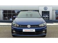 2020 Volkswagen Polo 1.0 TSI 115 R-Line 5dr DSG Petrol Hatchback Auto Hatchback