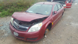 2007 AURA. JUST IN FOR PARTS AT PIC N SAVE! WELLAND
