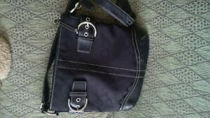 Authentic Coach Purse and Change Purse