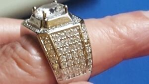 Size #11 ring its BRAND NEW and gorgeous must sell