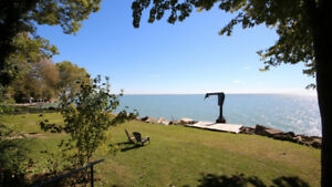 Stunning 1.25 Acre Waterfront Property - 1284 Graham Side Rd