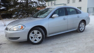 11 IMPALA - AUTO  - LOADED - STARTER - NEW TIRES ONLY 57,000 KMS