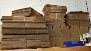Shipping Boxes (Various Sizes)