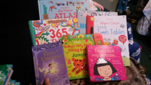 Children's Books all ages!!