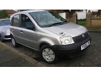 2006 06 FIAT PANDA 1.1 ACTIVE 5 DOOR.JUST 49000 MILES.1 OWNER FROM NEW.FULL MOT.